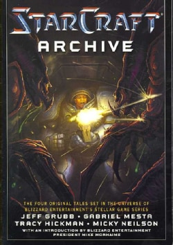 The Starcraft Archive (Paperback)