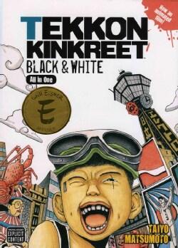 Tekkon Kinkreet: Black & White (Paperback)