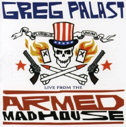 Greg Palast - Live From The Armed Madhouse