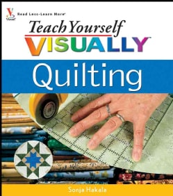 Teach Yourself Visually Quilting (Paperback)