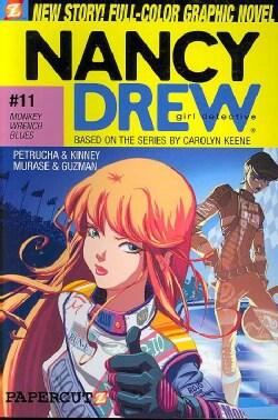 Nancy Drew Girl Detective 11: Monkey Wrench Blues (Paperback)