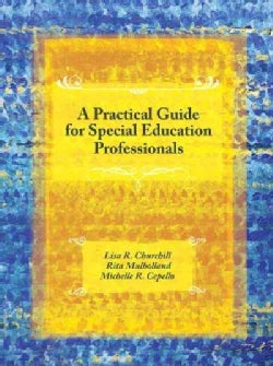 A Practical Guide for Special Education Professionals (Paperback)