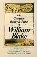 The Complete Poetry and Prose of William Blake (Paperback)