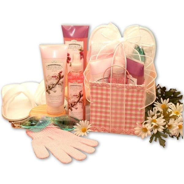Bath & Body Relaxation Gift Tote