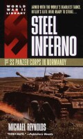 Steel Inferno: 1st Ss Panzer Corps in Normandy (Paperback)
