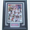 Boston Red Sox 2007 Deluxe Framed Photo