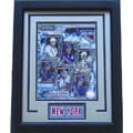 NY Rangers 2006 - 2007 Deluxe Framed Photo