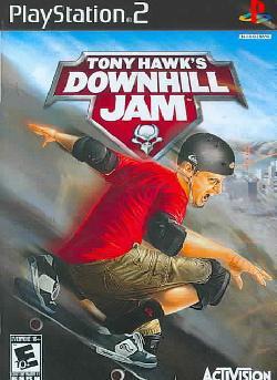 PS2 - Tony Hawk Downhill Jam