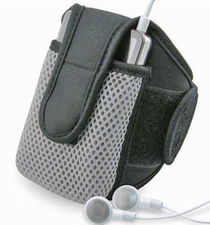 INSTEN SportBand with iPod Case Cover for Zune & iPod Video