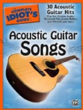 The Complete Idiot's Guide to Acoustic Guitar Songs (Paperback)