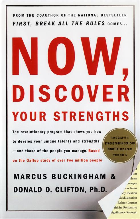 Now, Discover Your Strengths (Hardcover)