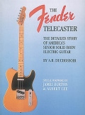 Fender Telecaster: The Detailed Story of America's Senior Solid Body Electric Guitar (Paperback)