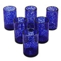Set of 6 Marine Drinking Glasses (Mexico)