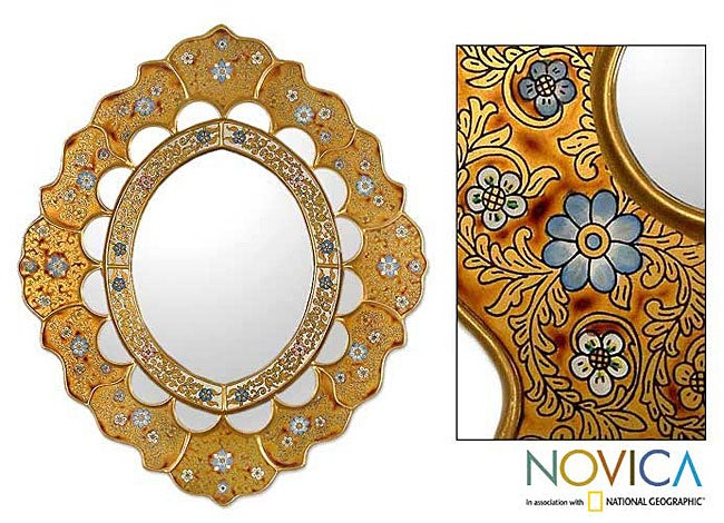 Sweet Flower Majesty Mirror (Peru)