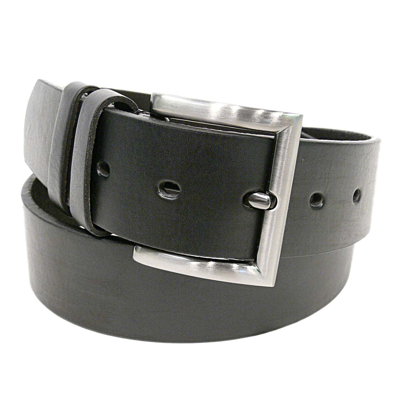 boston traveler leather s wide casual belt 10688332
