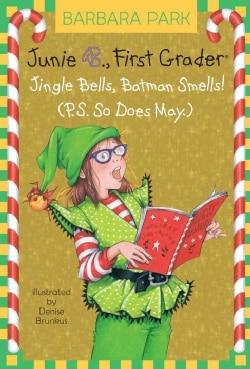 Jingle Bells, Batman Smells! (P.s. So Does May) (Hardcover)