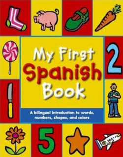 My First Spanish Book (Paperback)