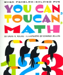 You Can, Toucan, Math (Paperback)