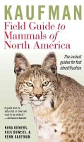 Kaufman Field Guide to Mammals of North America (Paperback)