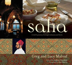 Saha: A Chef's Journey Through Lebanon and Syria (Hardcover)