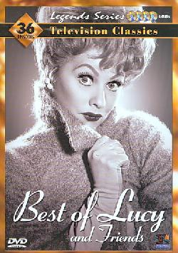 Best of Lucy and Friends (DVD)