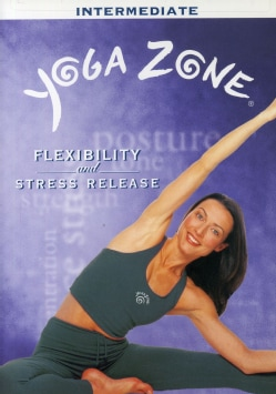 Yoga Zone: Flexibility & Stress Releas (DVD)