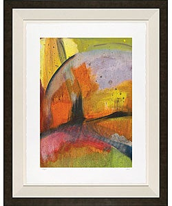 Sylvia Angeli Abstracted Nature II Framed Art Print