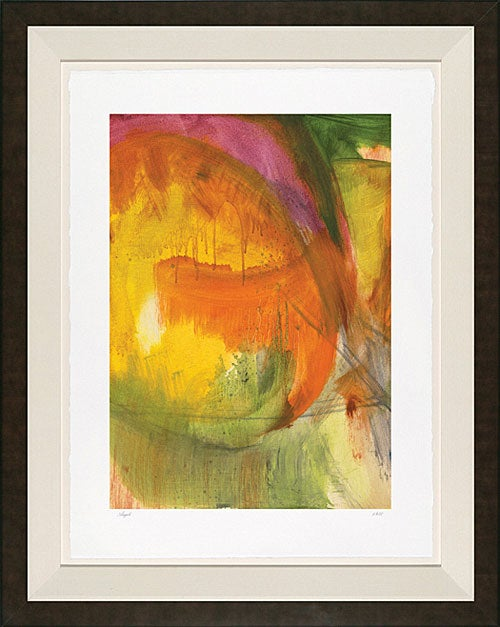 Sylvia Angeli Abstracted Nature III Framed Art Print