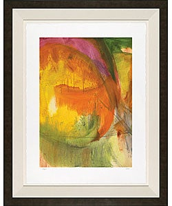 Sylvia Angeli Abstracted Nature III Framed Art Print