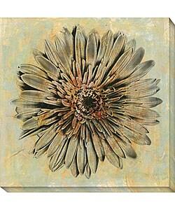 Sara Abbott 'Evoke III' Canvas Art