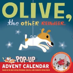 Olive, the Other Reindeer Advent Calendar (Calendar)