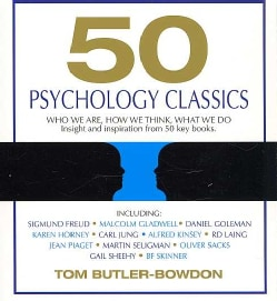 50 Psychology Classics (CD-Audio)