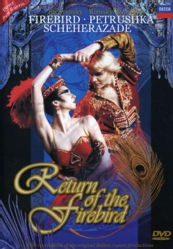 Return of the Firebird (DVD)