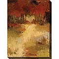 Caroline Ashton Fall Foliage I Canvas Art