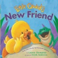 Little Quack's New Friend (Board book)