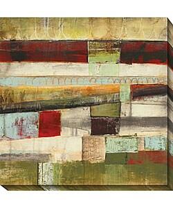 Jane Bellows Incidental I Canvas Art
