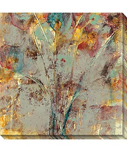 Jane Bellows 'Wishful Thinking II' Canvas Art