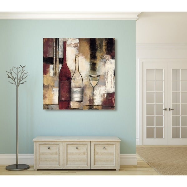 The Good Life III Canvas Art