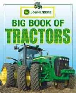 Big Book of Tractors (Hardcover)