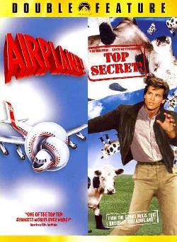 Airplane/Top Secret! (DVD)