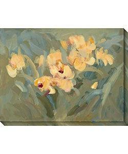 Karen Wilkerson 'Embrace I' Canvas Art