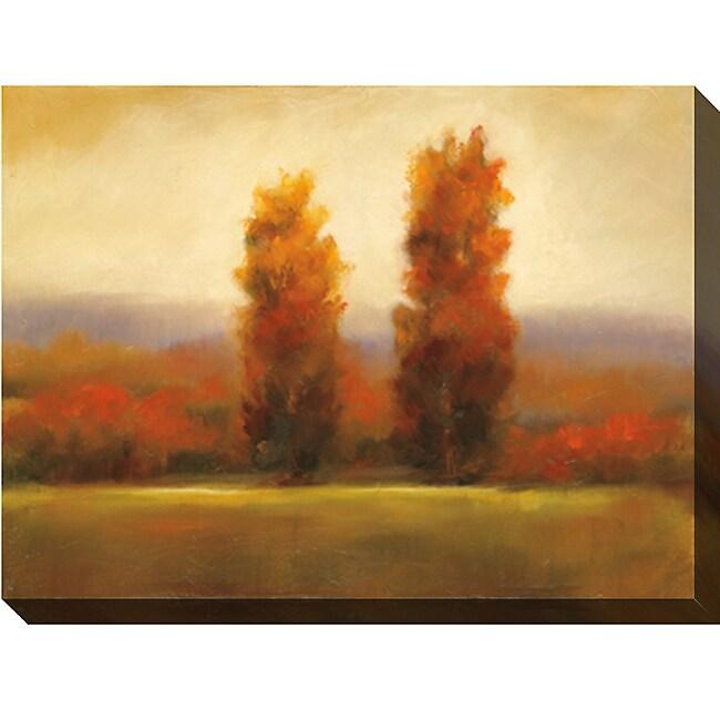 Gallery Direct Caroline Ashton Autumn Dusk I Canvas Art
