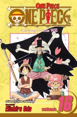 One Piece 16: Carrying on His Will (Paperback)