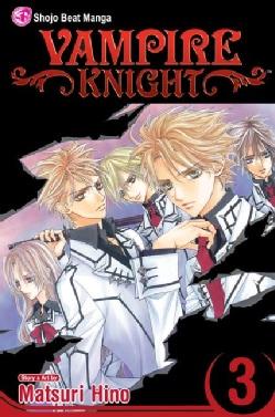 Vampire Knight 3 (Paperback)