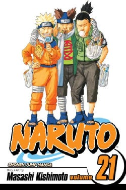 Naruto 21: Pursuit (Paperback)