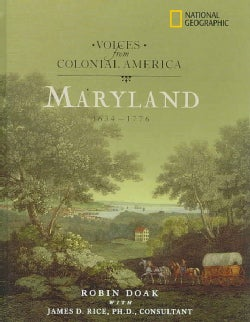 Maryland, 1634-1776 (Hardcover)