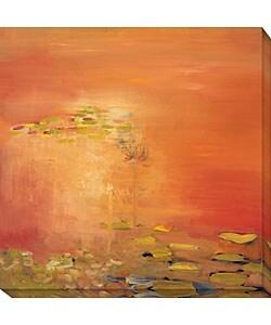 Leslie Saris Pass Through Canvas Art