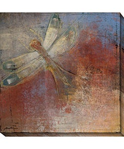 Maeve Harris Dragonfly I Canvas Art