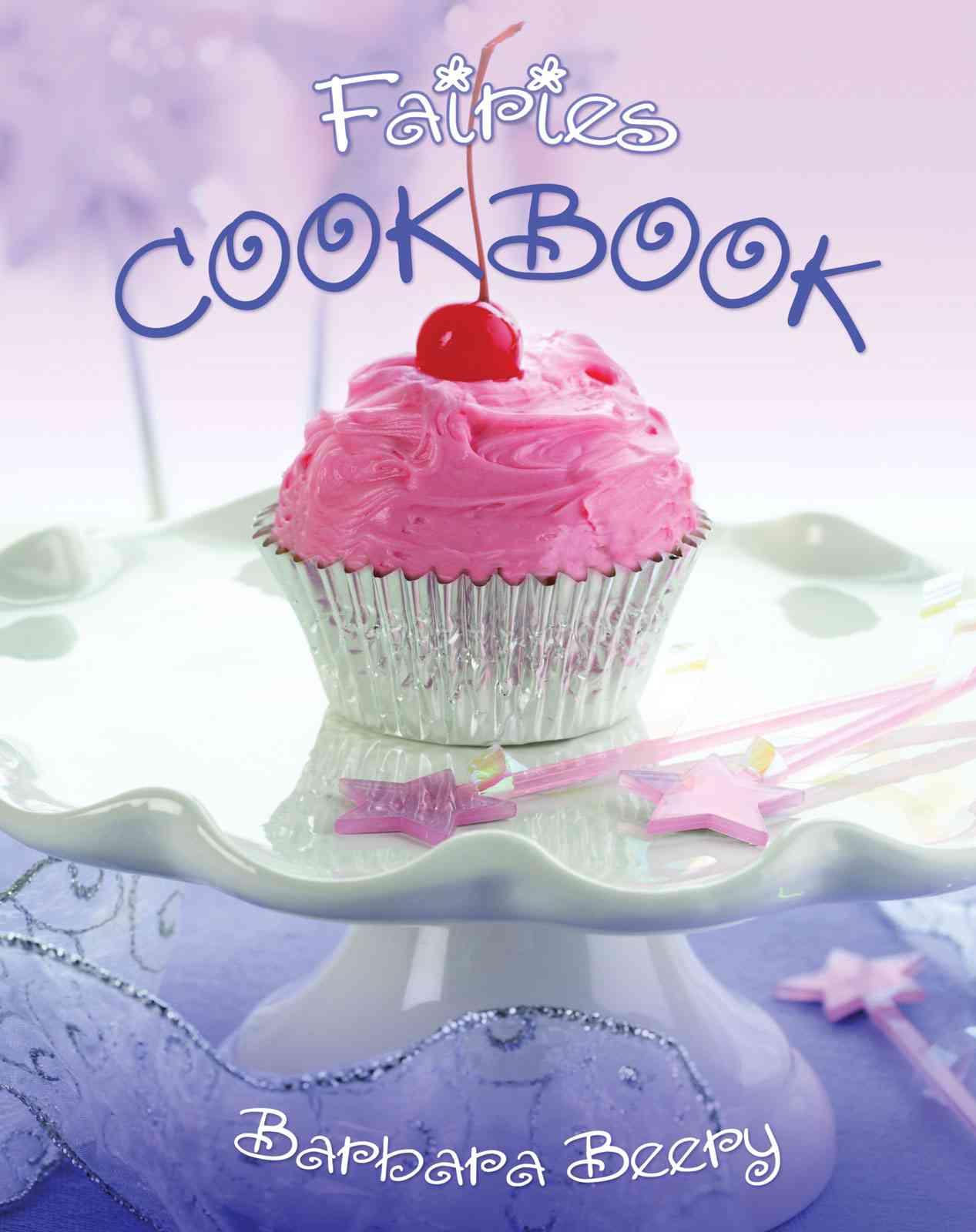 Fairies Cookbook (Spiral bound)