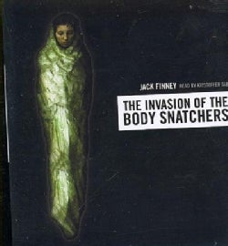 The Invasion of the Body Snatchers (CD-Audio)
